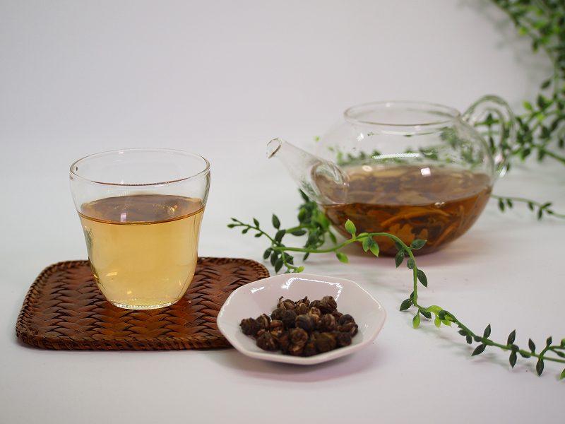 茉莉珠茶(上級ジャスミン)