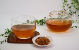 生姜焙じ玄米茶