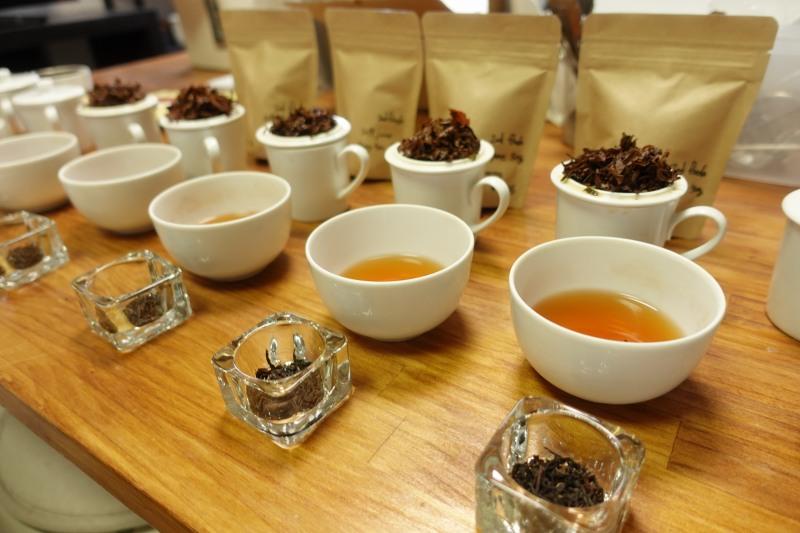 業務用紅茶卸・ハーブ卸について