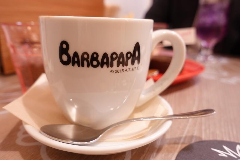 バーバパパのカップ