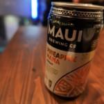 パイン味のビール