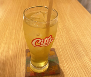 煎茶レモングラス