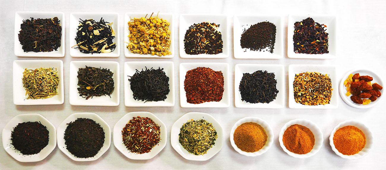 葉楽の最高級業務用紅茶_初回お試しセット20種類
